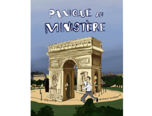 Panique au Ministère starts as soon as Weds 1 May 2019!